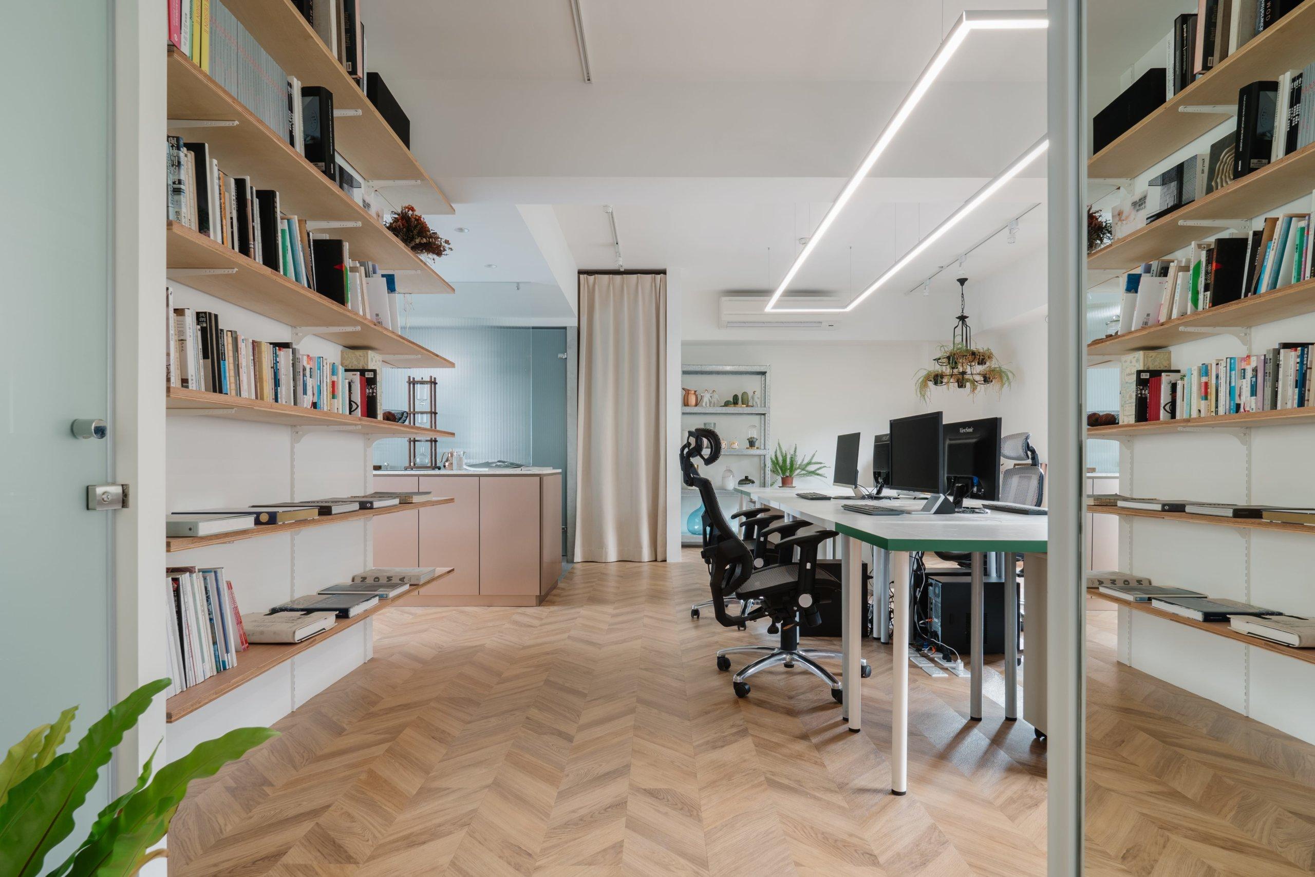 時冶設計新辦公室(商用空間)-首圖